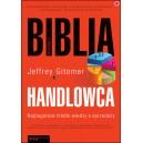 """Jeffrey Gitomer """"Biblia handlowca. Najbogatsze źródło wiedzy o sprzedaży"""""""